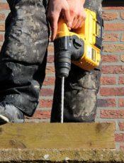 Fúrókalapács kemény betonhoz