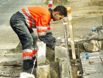 Csábítóan festenek a külföldi építőipari fizetések