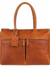 Minőségi bőrből készült Burkely táska