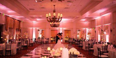 Pompás esküvői dekoráció nemcsak nyáron