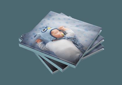 Örök emlék az újszülött fotókönyv