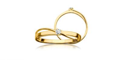 Arany gyűrű nőknek, férfiaknak és gyermekeknek