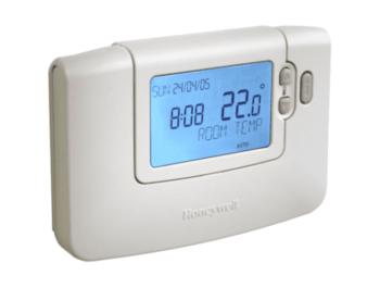Wifi termosztát modern külsővel