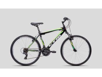 Az MTB kerékpár terepre a legnagyszerűbb