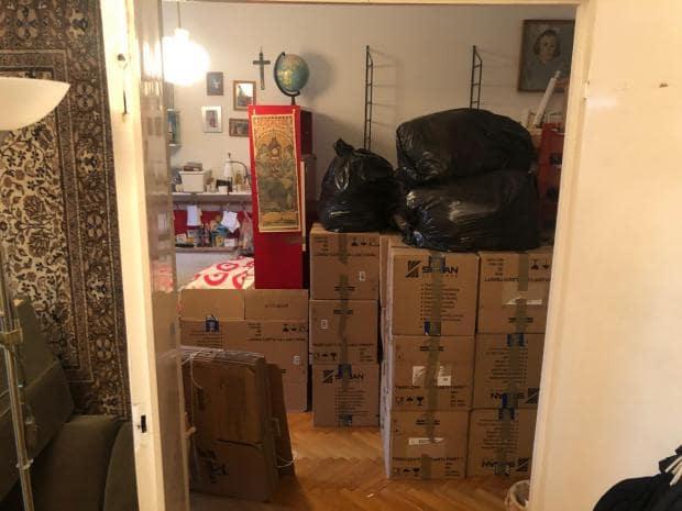 Lakás, ház vagy iroda költöztetése
