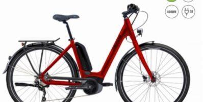 Elektromos női kerékpár a hatékony közlekedés érdekében